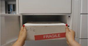 parcel locker