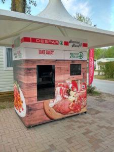 smart vending machine wib grocery