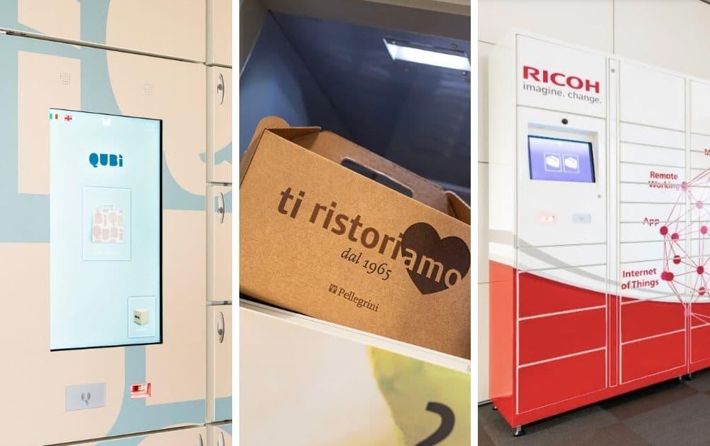 welfare aziendale smart locker